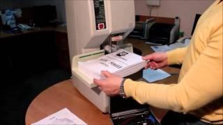 Автоматическое устройство для архивного переплета АПС 500П АВТО