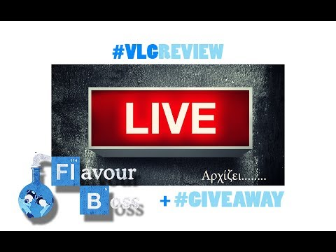 Flavour Boss Shots –  review & giveaway  LIVE