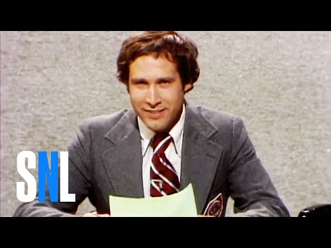 Weekend Update on the Death of Chairman Mao ft. Chevy Chase & Laraine Newman