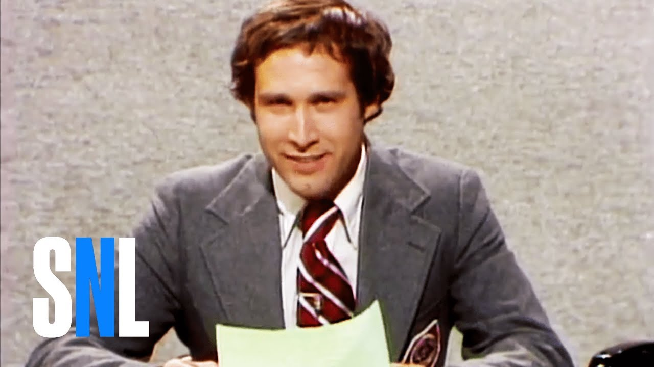 Weekend Update on the Death of Chairman Mao  ft  Chevy Chase     Weekend Update on the Death of Chairman Mao  ft  Chevy Chase   Laraine  Newman