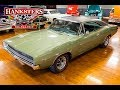 1968 DODGE CHARGER GREEN