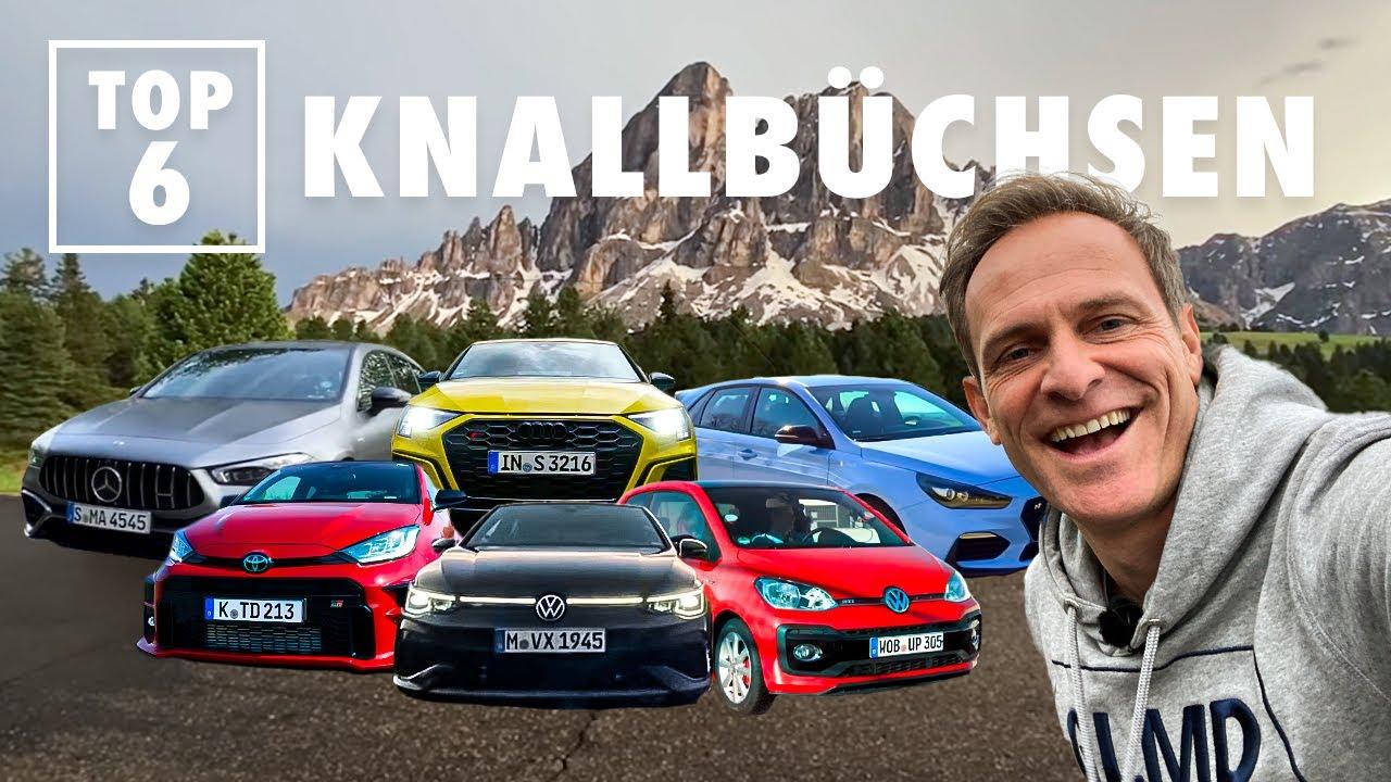 """Mega Fun für """"kleines"""" Geld - Meine Lieblings-Knallbüchsen   Matthias Malmedie"""