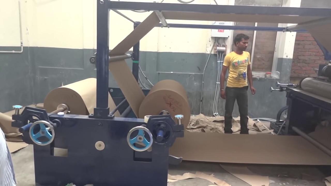 Paper plate raw material making machine 9951133331 & Paper plate raw material making machine 9951133331 - YouTube