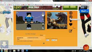 Dan : Minecraft: How To Change Your Skin For Free