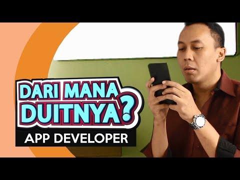 Dari Mana Duitnya? - App (dan Game) Developer