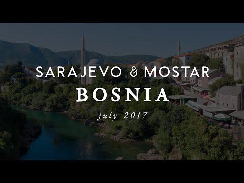 Bosnia // July 2017 (Sarajevo, Mostar, & Beyond)