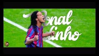 Ronaldinho goodbye football 1998-2018**رونالدينهو وداعا كرة القدم 1998-2018