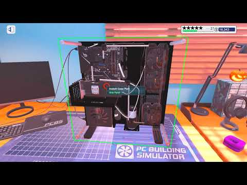 Let's Play PC Building Simulator EP395  