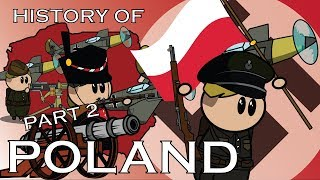 Die lebhafte Geschichte von Polen | Teil 2