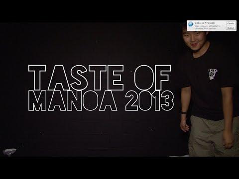 Taste of Manoa