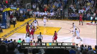 los angeles clippers vs golden state warriors   november 4 2015   nba 2015 16 season