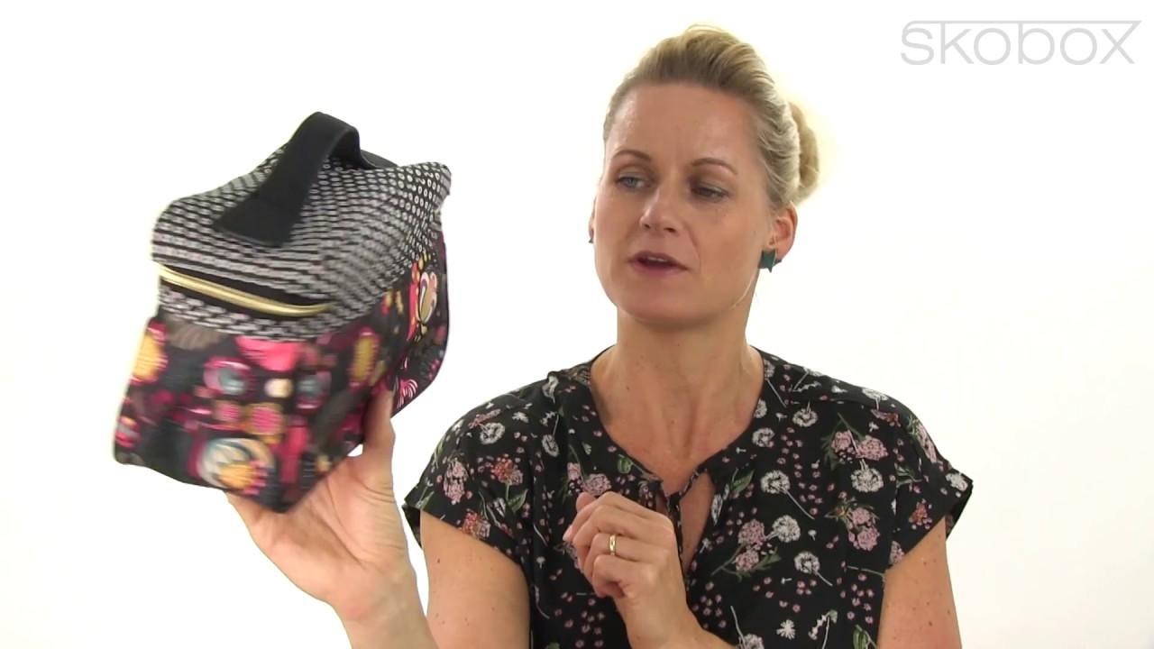 oilily taske m beauty case lilio sort item no 7532 921 youtube. Black Bedroom Furniture Sets. Home Design Ideas