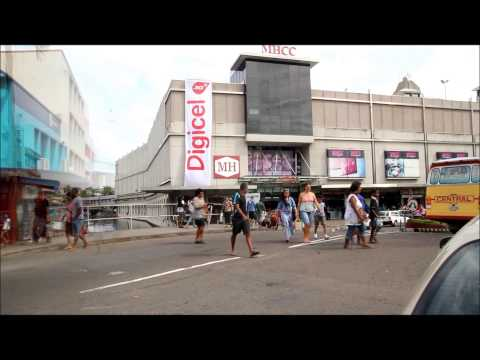 A Saturday Walk Around Downtown Suva