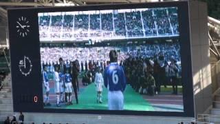 2010/01/10 名波浩引退試合:メンバー発表