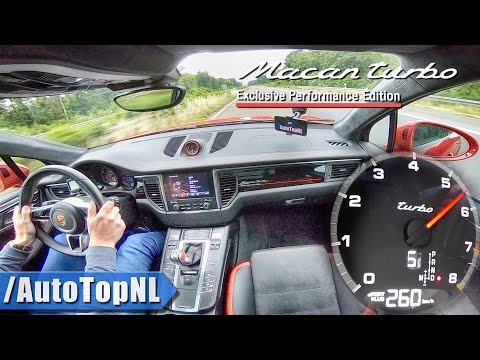 Porsche MACAN TURBO Performance Package AUTOBAHN by AutoTopNL