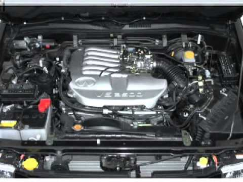 2002 Infiniti Qx4 New Port Richey Fl Youtube