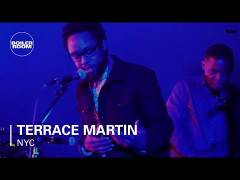 Terrace Martin Boiler Room New York Live Set