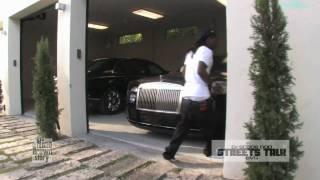 Lil Wayne - Pop Dat (No Ceilings) ft. Birdman [Official Video]