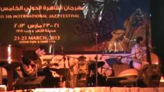 ali el farouk trio tribute to the music of hamza el din nubia