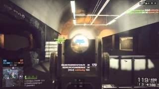 [DHK] Humpelgringo, Battlefield 4 Operation Locker TDM