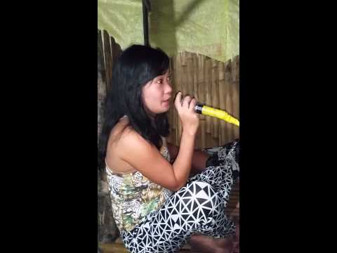 Amazing karaoke girl Mabel in Bohol