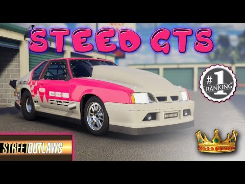 Street Outlaws The List Steed GTS  Vs  Big Chief