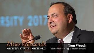 Tom Woods: What I Learned from Murray Rothbard