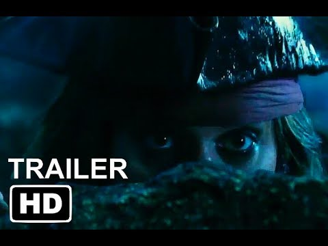 Pirates of the Caribbean 5 Dead Men Tell No Tales Final Trailer HD