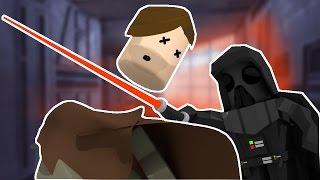 Roblox | KILLING THE LAST JEDI - Star Wars Roleplay! (Roblox Star Wars)