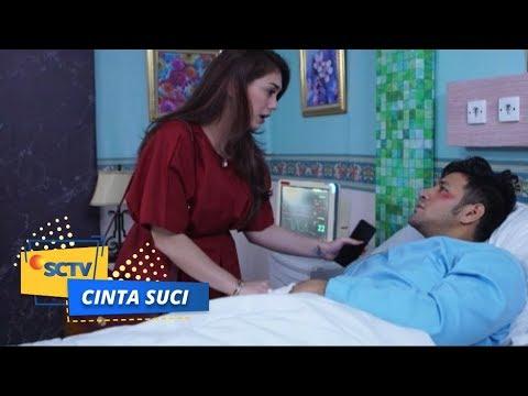 MENGGELEGAR, Marcel Mengira Cleo Adalah Istrinya | Cinta Suci Episode 237