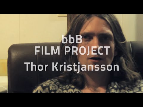 bbB FILM PROJECT ㅣ  with Thor Kristjansson