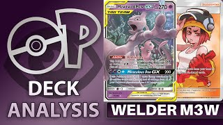 Welder Mewtwo Sword&Shield Deck Analysis and Battles! (Pokemon TCG)