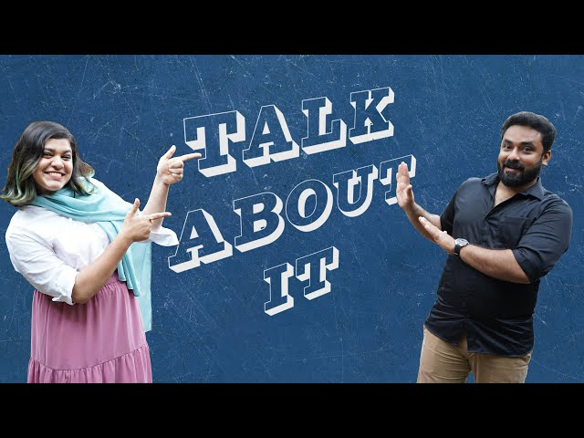 Talk About It | Stories that Smile | Hani Musthafa | Students Initiative