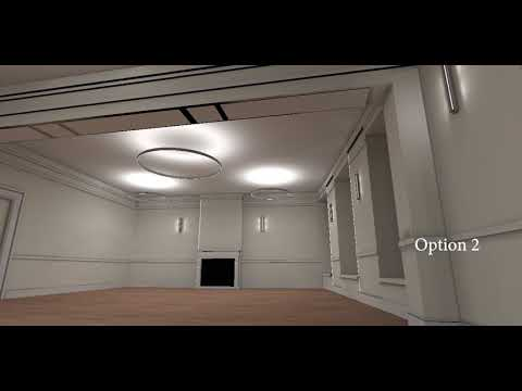 Queens College Conference Room Video