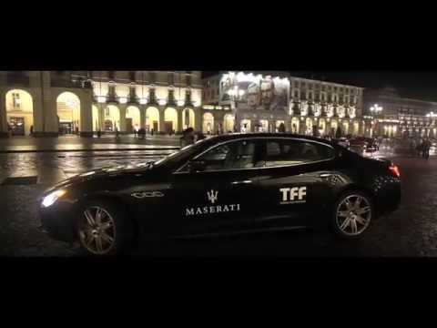 Maserati at Turin Film Festival