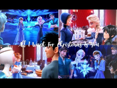 Non/Disney - All I Want For Christmas Is You [Crossover]