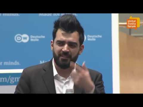 Deutsche Welle Global Media Forum 2018: Mindstalk Ahmed Al-Basheer