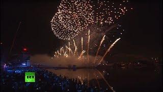 Церемония открытия международного фестиваля «Круг света» — LIVE