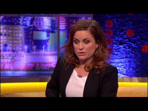 Amy Poehler on The Jonathan Ross show | 13th Feb. 2016