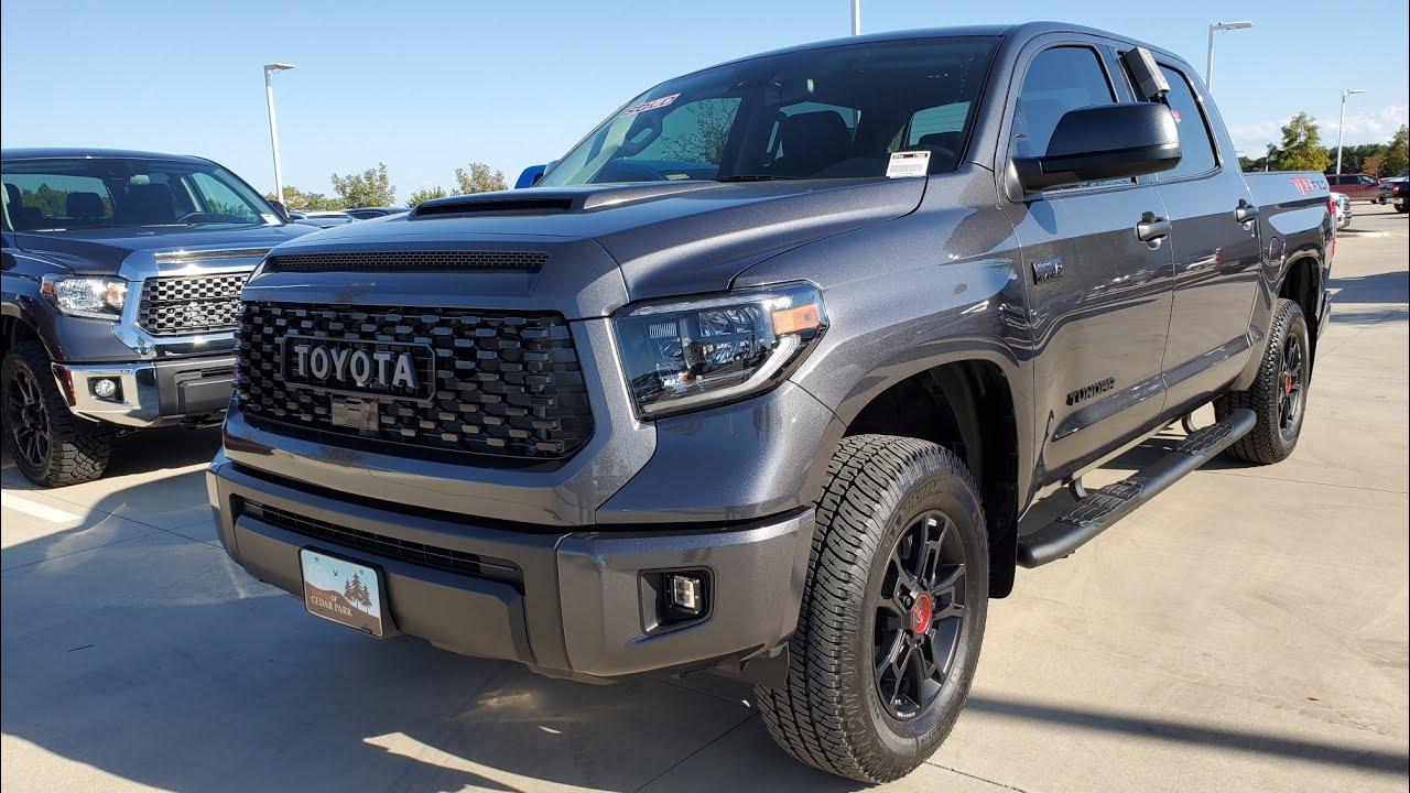 2020 Toyota Tundra TRD PRO/ remote start?