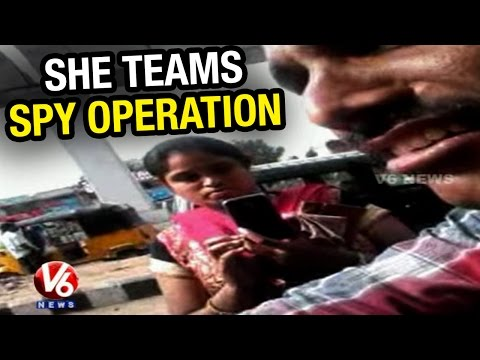 SHE Teams Spy Operation on eve teasers (14-01-2015)