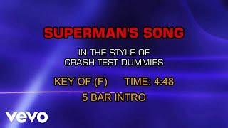 Crash Test Dummies Superman s Song