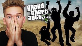 GTA V Zombie Mod #3 - WROGOWIE ATAKUJĄ  [SEZON 4]