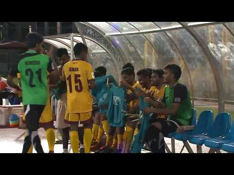 Mongolia vs Sri Lanka (AFC Solidarity Cup 2016: Group Stage)