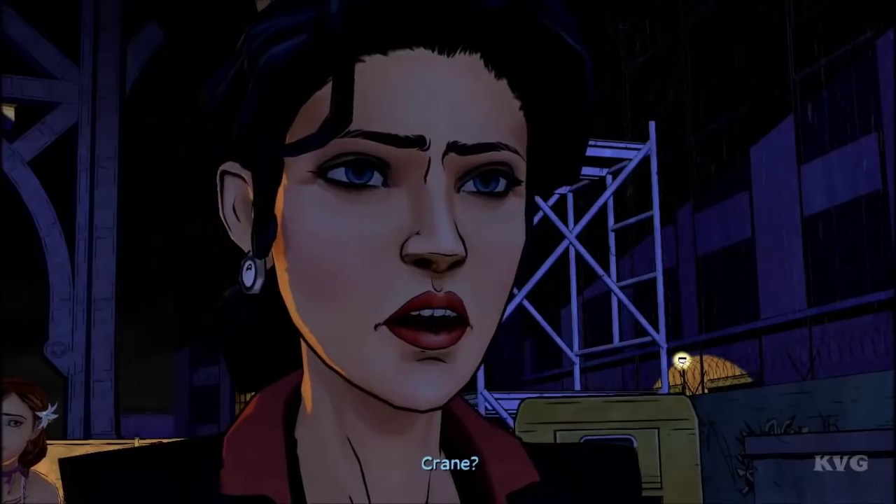 The Wolf Among Us Movie