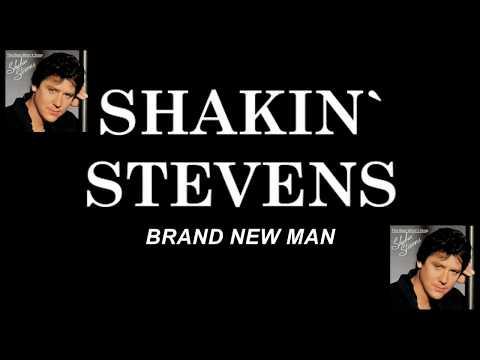 Shakin' Stevens - Brand New Man (2009 remaster)