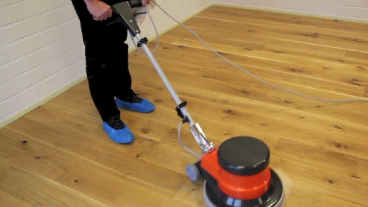 Fußboden Nachölen ~ Faxe nachölen mit pflegeöl plus und und tellermaschine youtube