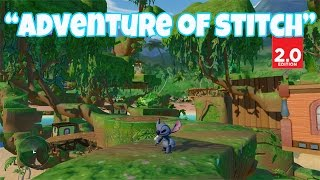 Adventure Of Stitch - Disney Infinity 2.0: Toy Box (marvel Super Heroes)