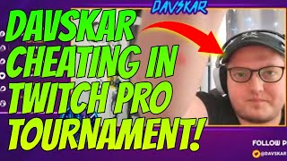 THIS IS *DAVSKAR* TWITCH PRO STREAMER WHO ELEVATED HIS CARER BY HACKING (Twitch Banned & Sacked)