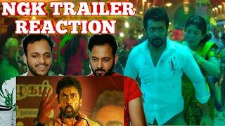 NGK - Trailer REACTION | Suriya, Sai Pallavi, Rakul Preet | Maha Reaction